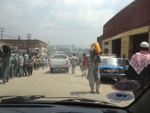 Gata i Addis Abeba